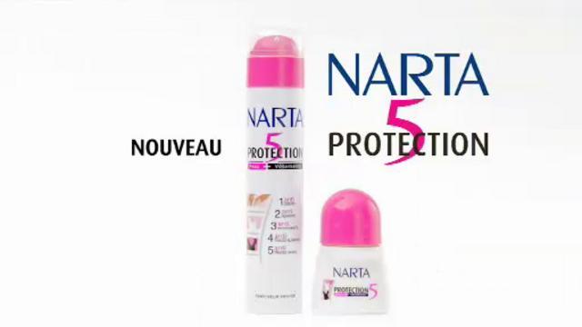 Déodorants Narta