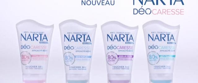 NARTA - 'Toute la journée fraîcheur Narta' - Spray-me